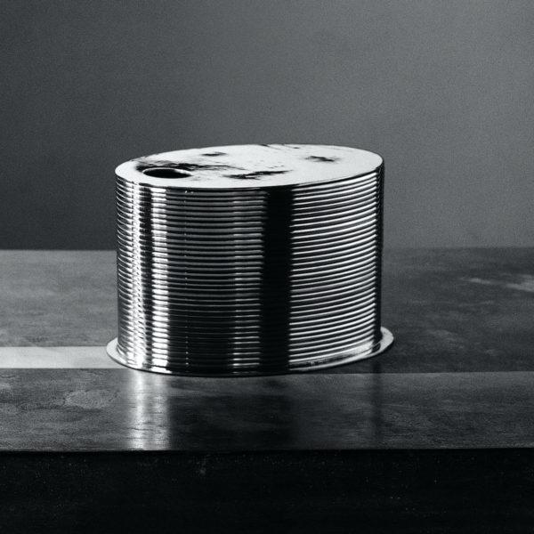 Metallia - Didone Barattolo - scatola porta gioie in peltro Design Marco Susani e Mario Trimarchi