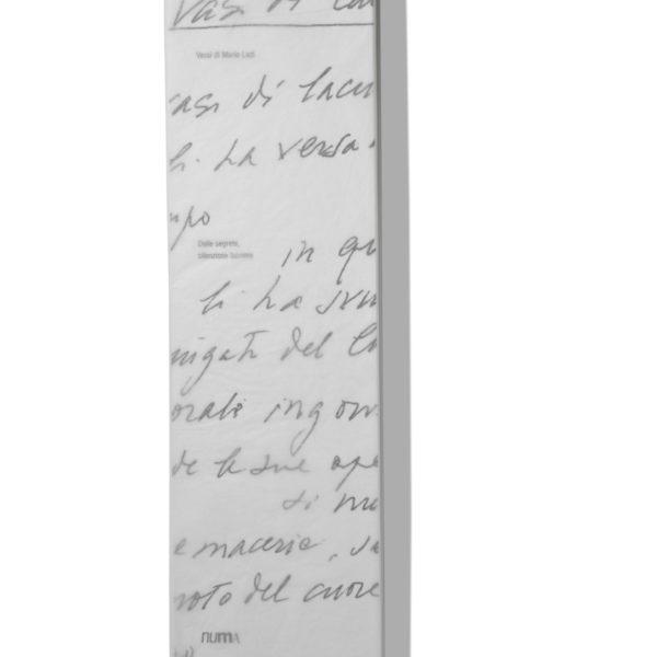 Delle Segrete Silenziose Lacrime Libro di Poesie di Mario Luzi
