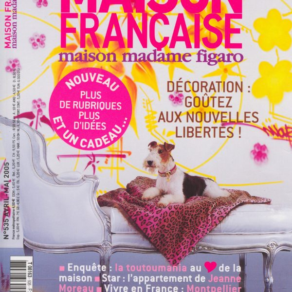 Maison francaise_copertina