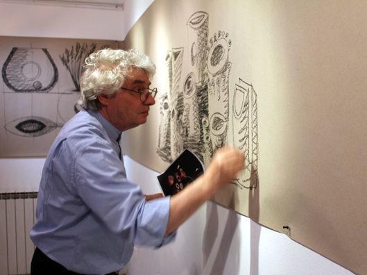 Vaso Undici Mario Botta - Tredicivasi disegno