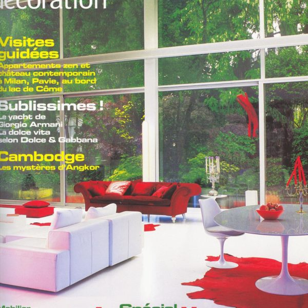 Residence Decoraztion_mar_2005_copertina