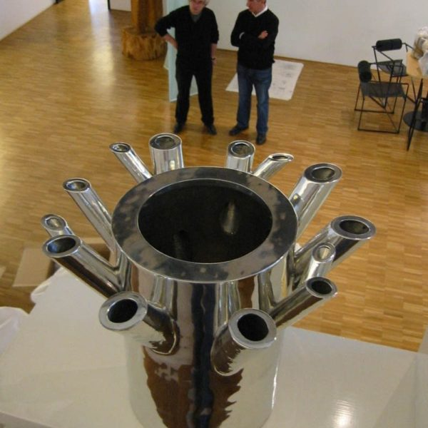 Vase UNO -Mario Botta atelier-NUMA- ZS-IT